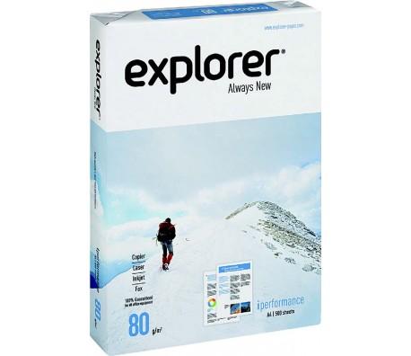 ХАРТИЯ КОПИРНА Explorer A4 80Г 500Л