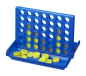 LUKE 4-IN-A-ROW GAME ROYAL BLUE