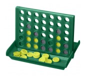 LUKE 4-IN-A-ROW GAME GREEN