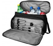 DOX 3-PIECE BBQ SET WITH COOLER BAG ЧЕРЕН