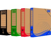 DOCUMENT BAG SPINE ASSORTED