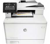 ЛАЗЕРНО МФУ HP COLOR LASERJET MFP M477FNW