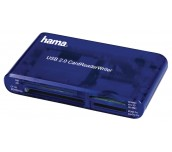 USB CARDREADER HAMA 35in1