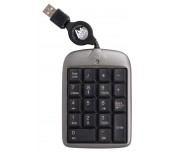 МИНИ ЦИФРОВА КЛАВИАТУРА A4TECH TK-5 USB