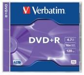 DVD+R VERBATIM КУТИЯ