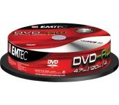 DVD-R EMTEC ШПИНДЕЛ 10БР