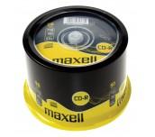 CD-R MAXELL 700MB 52X ШПИНДЕЛ 50 БР