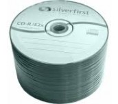DVD-R SILVER FIRST 4.7GB ОП.25 ШРИНГ