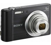 ФОТОАПАРАТ SONY CYBER SHOT DSC-W800 BLACK