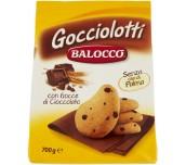 БИСКВИТИ  BALOCCO GOCCIOLOTTI 700G