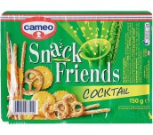 SNACK COCKTAIL CAMEO 150G