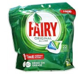 КАПСУЛИ ЗА СЪДОВЕ FAIRY ORIGINAL ALL IN ONE 297G