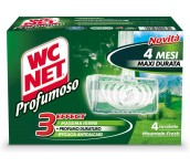 WC БЛОКЧЕТА WC NET MOUNTAIN FRESH 4X34G