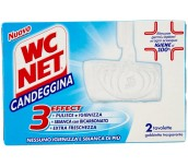WC БЛОКЧЕТА WC NET CANDEGGINA 2X40G