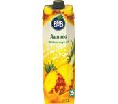 сок натурален BBB ананас 100%