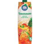сок натурален BBB мултивитамин 60%