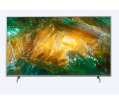 Sony KD-43XH8077 43'' 4K HDR TV BRAVIA ,Edge LED with Frame dimming, 4K HDR Processor X1,Triluminos, XR 400Hz ,Dolby Atmos ,DVB-C / DVB-T/T2 / DVB-S/S2, USB, Android TV, Voice Remote, Silver