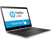 HP Pavilion x360  Intel Core i3-8130U dual  8GB DDR4 1DM RAM 256GB PCIe NVMe SSD Intel UHD Graphics - UMA  14.0 FHD Brightview slim IPS Narrow Border Touch Natural silver Windows 10Home  2 years warranty