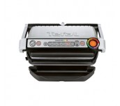 Tefal GC712D34, Optigrill+, 2000W, Automatic cooking system, adjustable thermostat, removable plates, surface for baking : 600 cm2