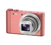 Sony Cyber Shot DSC-WX350 pink