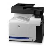 Принтер HP LaserJet Pro 500 Clr MFP M570dn A4; A5; A6; B5; B6 600 x 600 dpi 31 ppm / 31 ppmAs fast as 10.5 sec (mono/colour) 256 MB 800 MHz duplex USB 2.0; RJ-11; 10/100/1000 Base TX ADF scan 1 200 x 1 200 dpi 75000 стр. / месец