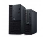 Dell OptiPlex 3060 SFF, Intel Core i3-8100 (3.60 GHz, 6M), 4GB 2666MHz DDR4, 128GB SSD, Intel UHD 630, DVD-RW Keyboard, Ubuntu, 3Y NBD OptiPlex 3060