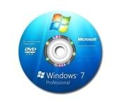 Windows Pro 7 SP1 32-bit Bulgarian 1pk DSP OEI DVD