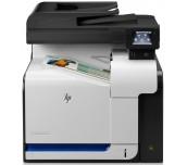 Принтер HP LaserJet Pro 500 color MFP M570dw A4; A5; A6; B5; B6 600 x 600 dpi 30 ppm / 30 ppmAs fast as 10.5 sec 256 MB max 256 MB800 MHz duplex USB 2.0; USB; 10/100/1000 Base TX; 802.11b/g/n  WLAN ADF scan 1 200 x 1 200 dpi 4000 стр./месец