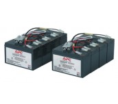 APC Battery replacement kit for SU3000RMi3U, SU2200RMI3U, SU5000I, SU5000RMI5U