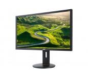 Monitor Acer XF270HAbmidprzx 69cm (27'') Wide, 16:9 FHD, ZeroFrame FreeSync 240Hz 1ms 100M:1 ACM 400nits LED DVI-DL HDMI DP MM USB 3.0 Hub(1up 4down) Audio In/Out Height adj. Pivot EURO/UK EMEA MPRII Black Acer EcoDisplay, 2 years