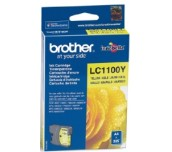 Brother LC-1100Y Ink Cartridge Standard for DCP-6690/6890/385/585, MFC-6490/490/790