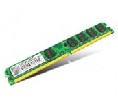Transcend 2GB 240pin DIMM DDR2 PC667 CL5 Gold Lead
