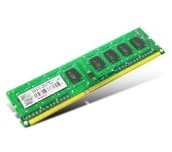 Transcend 4GB 240 pin DIMM DDR3 PC1333 CL9
