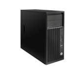HP Z240 Tower Workstation  Intel® Core™ i7-6700 with Intel HD Graphics 530 (3.4 GHz, up to 4 GHz with Intel Turbo Boost, 8 MB cache, 4 cores) 8 GB DDR4-2133 nECC registered SDRAM (2 x 4 GB) 1 TB 7200 rpm SATA  Slim SuperMulti DVDRW Win 10 Pro 64 Downgrade