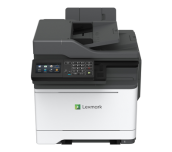 NEW Color Laser Multifunctional Lexmark MC2535adwe  4in1; Duplex (RADF); A4; 1200 x 1200 dpi; 4800 CQ;33 ppm; 2048 MB; Quad Core, 1200 w/ GPU MHz; capacity: 250+1 sheets; USB 2.0 Specification Hi-Speed Certified (Type B), Gigabit Ethernet (10/100/1000), 8