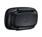 Logitech B525 HD Webcam, HD 30 fps, Autofocus, Black