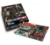 MB Biostar Intel H61, s1155, 2 x DDR3 1600, PCIe x16, 5 x PCIe x1, SATAII,  DSUB, PS/2, USB