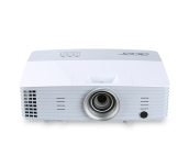 Projector Acer P5327W, DLP® 3D ready 144Hz 24p 3D, WXGA (1280x800), Format: 16:10(Native),4:3,16:9, Contr.: 20 000:1, Brightness: 4 000 lum., Input: HDMI®/MHL, 2 x Analog RGB(D-sub), 1x Composit video (RCA), 1xS-video (Mini DIN), 2xAudio In, Output: Analo