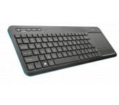 TRUST Veza Wireless Touchpad Keyboard