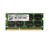 Transcend 4GB 204pin SO-DIMM DDR3 1333 2Rx8 256Mx8 CL9 1.5V
