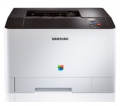 Samsung CLP-415N A4 Network Color Laser Printer, 18/18ppm