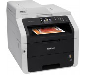 Brother MFC-9340CDW Colour LED Multifunctional