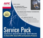 APC Service Pack 1 Year Warranty Extension (for new product purchases)