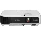 Multimedia - Projector EPSON EB-W04, Mobile/Nogaming, WXGA, 1280 x 800, 16:10, HD ready, 3,000lumen-2,100lumen(economy) In accordance with IDMS15.4, 3,000lumen - 2,100lumen(economy)