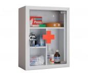 Медицински шкафове, медицински колички и аптечки