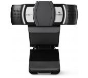 Logitech C930e Webcam, Full HD, Autofocus, Built-in mic, 90° FoV, Black