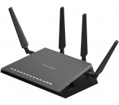 Рутер Netgear D7800, 4PT AC2600 (800 + 1733 Mbps) Nighthawk X4S Smart WiFi Gigabit Router with 2 USB, eSATA with ADSL2+
