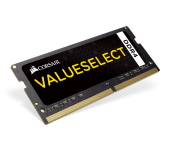 Памет Corsair DDR4, 2400MHz 8GB (1 x 8GB) 260 SODIMM, Unbuffered,16-16-16-39, Vengeance Black PCB, 1.2V, Intel new generation Intel Core™ i5 and i7 Processor support