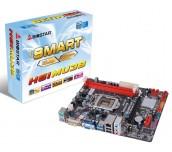 MB Biostar Intel H61, s1155, 2 x DDR3 1600, PCIe x16, SATAII, DSUB, PS/2, USB 3.0