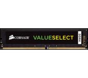 Памет Corsair DDR4, 2400MHZ 4GB (1 x 4GB) 288 DIMM 1.20V, Unbuffered, 16-16-16-39, Intel new Gen and AMD Ryzen motherboards